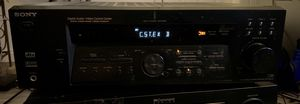 Sony STR-K840P Surround Sound Receiver! Sounds GREAT! Ready To Pla for Sale in Anaheim, CA