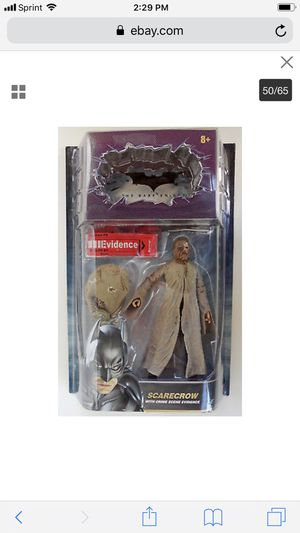 The Dark Knight Movie Masters Series One Action Figures for Sale in Valrico, FL