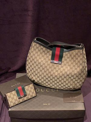 Gucci purse and wallet $1,000 for Sale in South San Francisco, CA