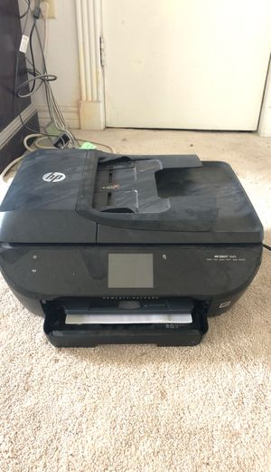 Printer hp envy 7640 for Sale in Lolita, TX