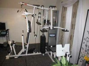 Iron grip home gym tsa 9900 for Sale in Pickerington, OH