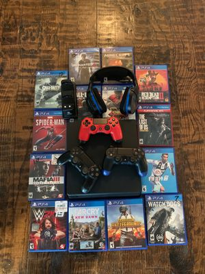 PS4 for Sale in Burleson, TX