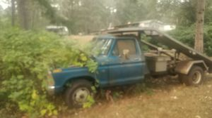 78 f350 ramp truck no engine 750$ OBO for Sale in Lakebay, WA