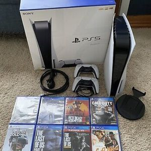 Sony P S 5 Blu-Ray Edition Console for Sale in Lebanon, TN