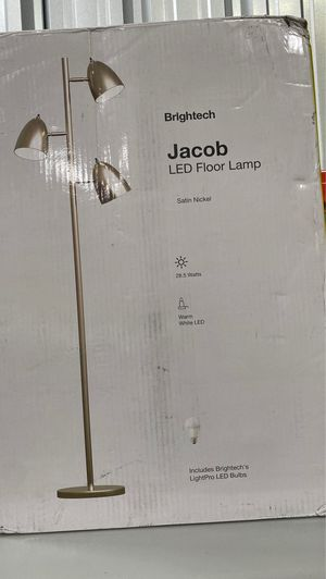 Brightech Jacob LED Floor Lamp for Sale in Long Beach, CA