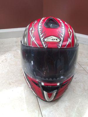Zox motorcycle helmet for Sale in Powder Springs, GA