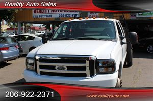 2001 Ford Super Duty F-350 DRW for Sale in Seattle, WA