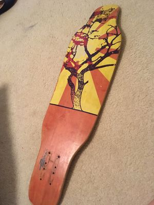 Bustin skateboard deck only for Sale in Manassas, VA