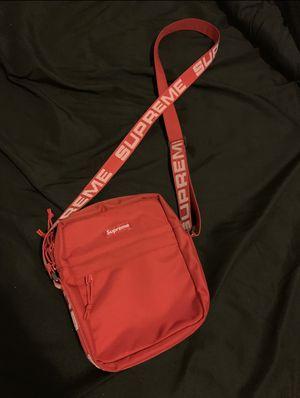 Supreme Red Shoulder Bag SS18 for Sale in Winter Park, FL
