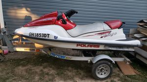 2004 Polaris virage 700 3 seater jet ski with trailer for Sale in Lima, OH