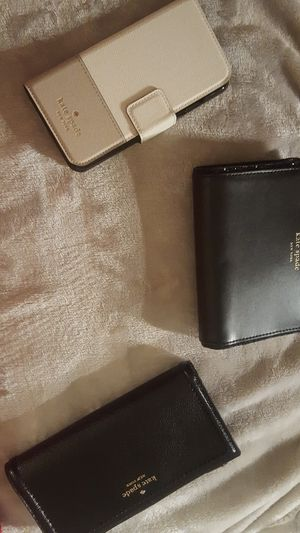 Kate spade wallets and phone case for Sale in Sunbury, OH