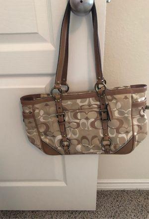 Coach purse for Sale in Grand Prairie, TX