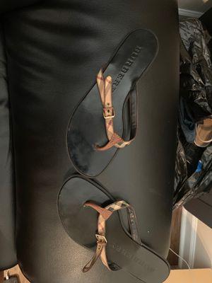 Women Burberry sandals for Sale in Atlanta, GA