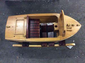 Wooden Boat Rocker for Sale in Tampa, FL