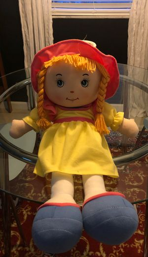Stuffed doll for Sale in Satellite Beach, FL