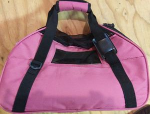 Like New Sherpa lined Cat Carrier for Sale in Danvers, MA