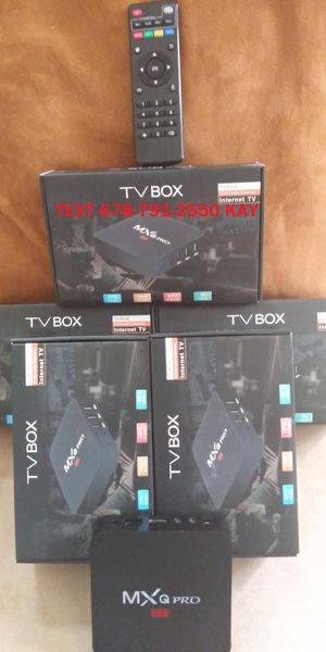 HD Ultra stream BOX ] Has features over the stick ] Professional Setup for Sale in Atlanta, GA