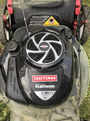 Craftsman self propelled mover for Sale in Durham, NC