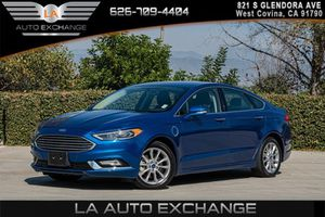 2017 Ford Fusion Energi for Sale in West Covina, CA