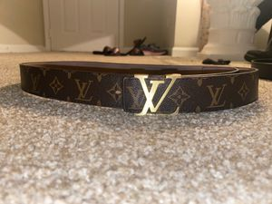 Louis Vuitton Belt for Sale in Murfreesboro, TN