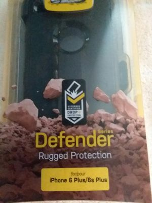 Defender case for iPhone 6plus and 6s plus for Sale in Oro Valley, AZ