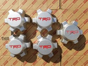 Toyota TRD 6 lugs wheels Center caps OEM factory part # PT904-35070 for Sale in Garden Grove, CA