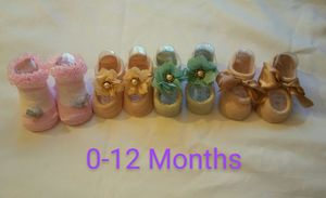Baby Girl Socks/Shoes for Sale in Moreno Valley, CA