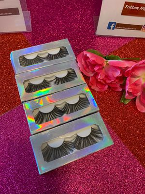 3D Faux Mink Lashes 100% Cruelty Free for Sale in Baton Rouge, LA