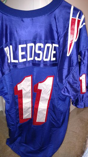 Bledsoe Patriots Jersey. for Sale in Fishkill, NY