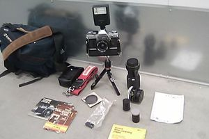 Canon Camera, 3 lens, a bunch of canon accessories. for Sale in San Diego, CA