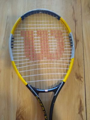 Name you Price! Make an offer and pick it up! Wilson Energy Soft Shock Titanium Tennis Racquet - Rackets for Sale in Miami, FL