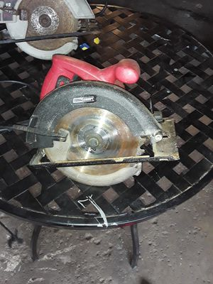 ELECTRIC TOOL SHOP CIRCULAR SAW..WORKS GOOD!!! for Sale in Indianapolis, IN