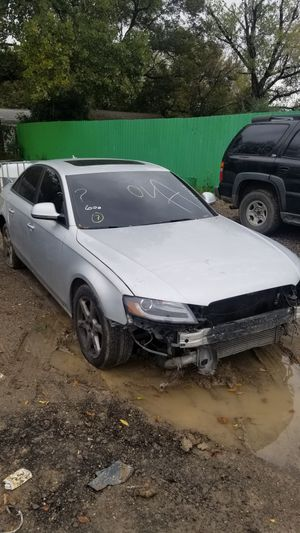 2009 AUDI A 4 PARTS ONLY for Sale in Dallas, TX