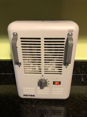 Patton heater for Sale in Bloomingdale, IL