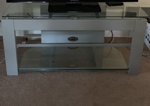 Glass Tv Stand for Sale in Indianapolis, IN