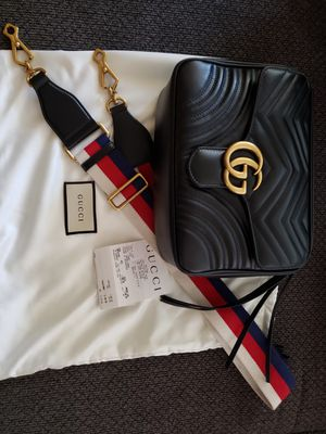 9f5b9212469 Gucci GG Marmont shoulder bag for Sale in San Diego