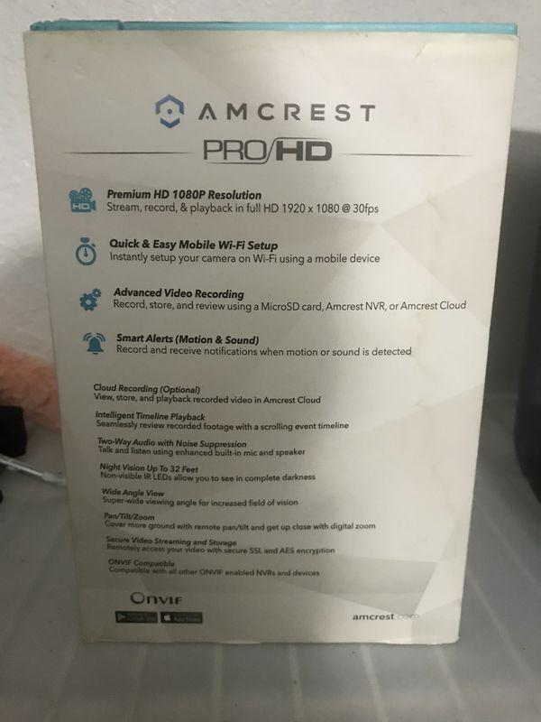 Amcrest Nvr Motion Detection Setup
