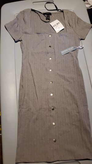 Knit gray dress in small, medium, and large for Sale in Philadelphia, PA