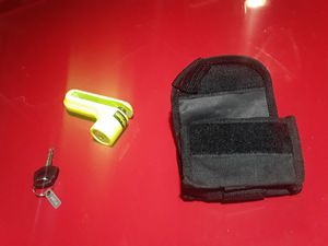 Motorcycle disc brake lock. for Sale in Portland, OR