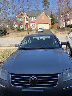 2003 Volkswagen Passat for Sale in Woodbridge, VA