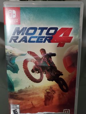 Moto racer 4 Nintendo switch for Sale in Southbridge, MA
