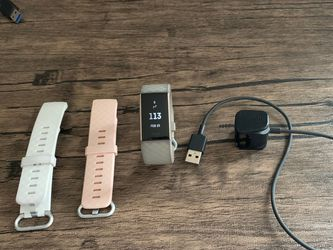 Fitbit Charge 3 Rose gold for Sale in Hillsboro,  OR