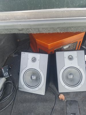 M audio B5x Studio Monitors for Sale in Valley Grande, AL
