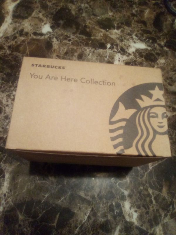 Starbucks you are here collection