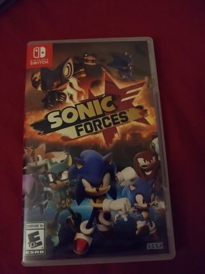 Sonic Forces for Sale in Hammond, IN