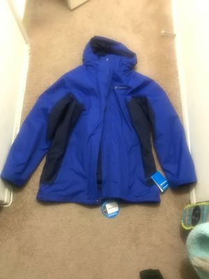 Columbia rockaway mountain interchange jacket for Sale in Washington, DC