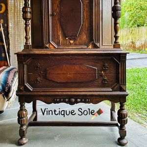Antique Hutch With Custom Paint Choice💗 for Sale in Fort Lauderdale, FL