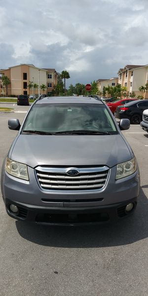 2009 Subaru Tribeca 94k Miles Limited 3rd row for Sale in West Palm Beach, FL