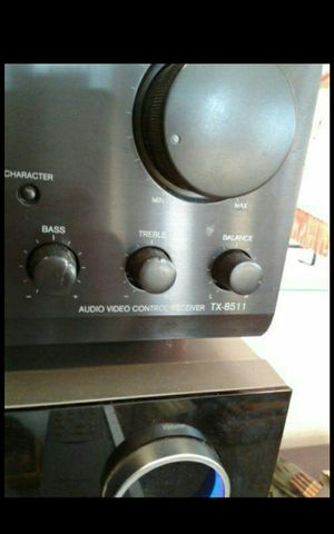 Onkyo Receiver TX-8511 in great working condition. for Sale in Largo, FL
