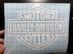 Motorcycle Car Decal Vinyl High Quality for Sale in Rosemead, CA